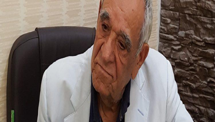 حضور جناب استاد دکتر علی امیرخان در سازمان نظام پزشکی شهرکرد