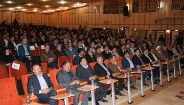 آیین تکریم و معارفه رؤسای  دانشگاه علوم پزشکی شهرکرد برگزار شد