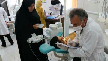 اولین طرح استانی سلامت دهان و دندان دانش آموزان بی بضاعت
